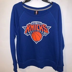 New York Knicks NBA Men's Sweatshirt Size Medium